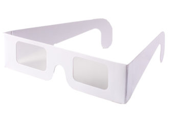 FACT006 Haze Glasses for F.A.C.T. Charts (10/pkg)