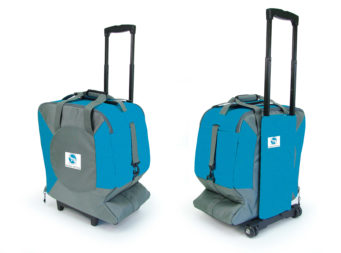 32272 Wheeled Carrying Case - OPTEC PLUS & 5000