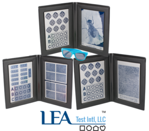 Stereo Optical Launches 3 Stereotests Including LEA Symbols