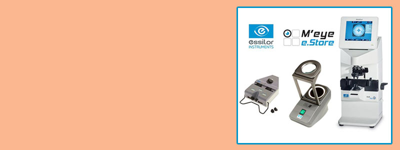 Essilor Instruments OPTICAL EQUIPMENT