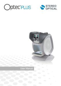 thumbnail of OPTEC PLUS User Manual v4 USA