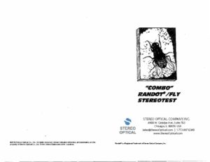 thumbnail of Special Randot-Fly-Combo-Instruction Manual 09-2018