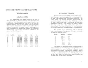 thumbnail of 9501 Borish Vectographic Nearpoint II Answer Key