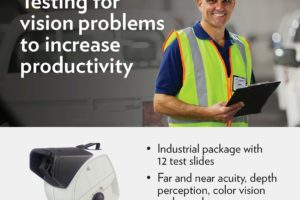 Vision Testing to Increase Productivity