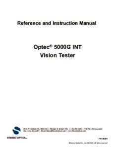 thumbnail of 56264 MANUAL Optec 5000G INT 06-20